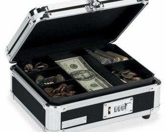 Vaultz | Vaultz Safety Box For Personal Belongings | Jewellery Cash | Photos Special Events Storage