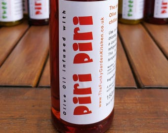 Piri Piri infused Olive Oil - 150ml