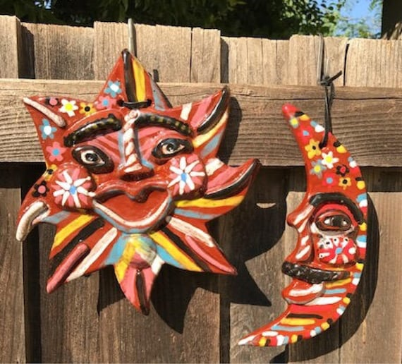 Terracotta Wall Art   Etsy