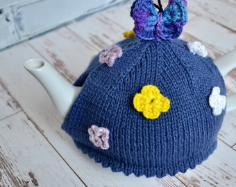 Teapot cozy, teapot cosy, teapot cover, tea lover gift
