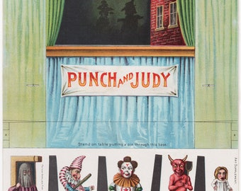 punch and judy facts