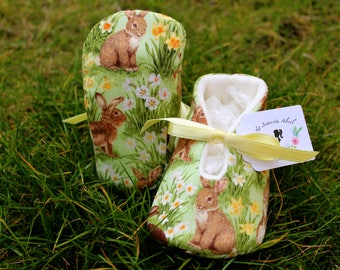 Spring Rabbit Baby shoes - Several Sizes