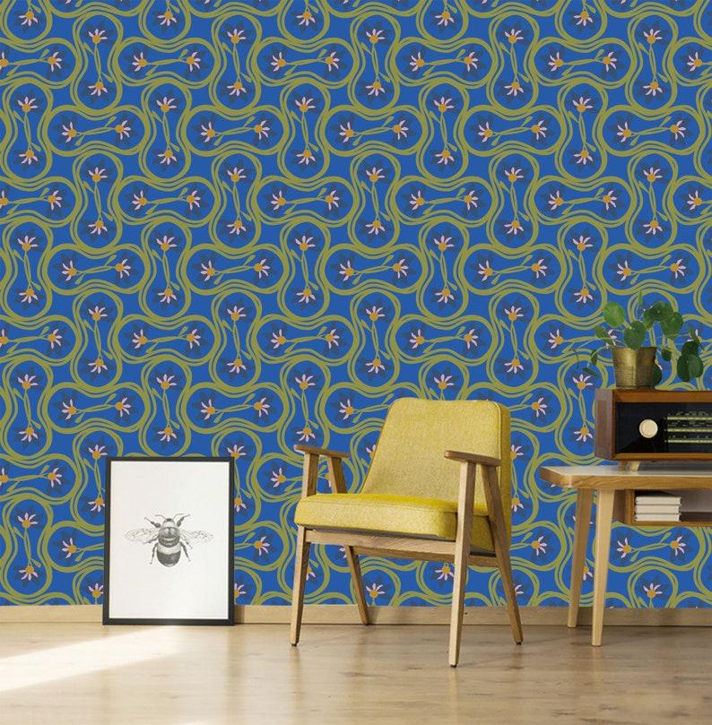 Senmotifs - 14 papiers peints design pour votre intérieur - La minute déco