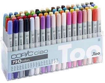 Copic CIAO 72B Set