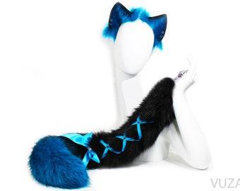 ae2b285d9 tail butt plug bdsm butt plug dildo black cat tail plug black cat ears fox  tail plug ddlg sex toys butt plug tail fox tail butt plug mature