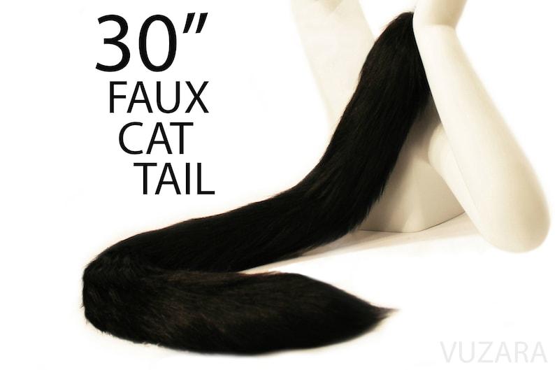 Ich möchte einen schwarzen Schwanz