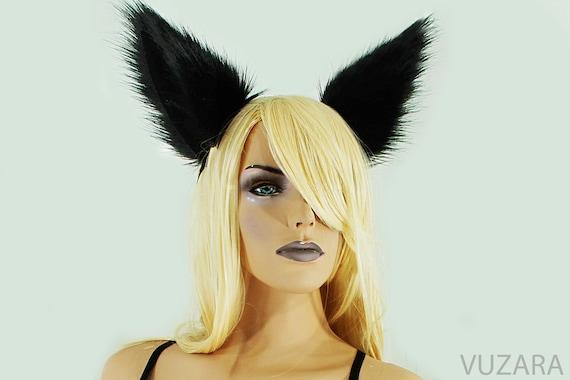 fox ears cat ears kitty ears kitten ears headband ears faux ears wolf ears neko ears cosplay ears fox costume cat costume kawaii fox ears