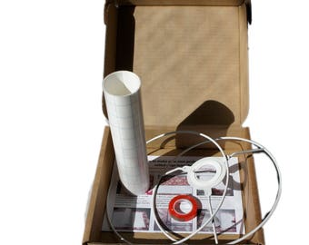 Lampshade Kit - Make your own Lampshade 20 cm