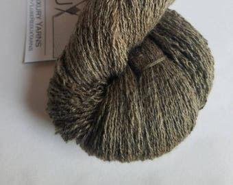 Recycled Silk and Cashmere Blend Yarn - Lace Weight