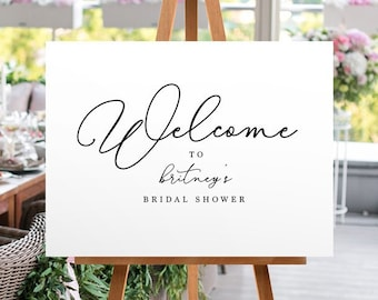 bridal shower welcome sign bridal shower sign welcome sign bridal shower signs simple bridal shower ideas invitation simple invite modern