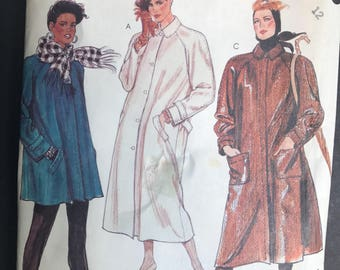 Sewing Pattern - Coat Pattern - McCall's 2770 - Vintage Pattern