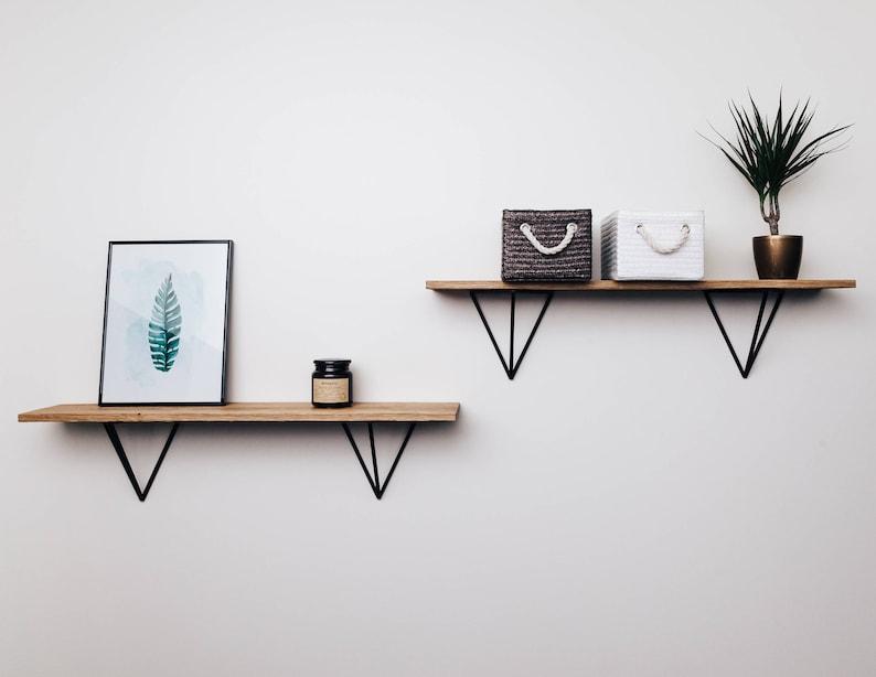 Beste idee n van massief houten planken voor de badkamer en met