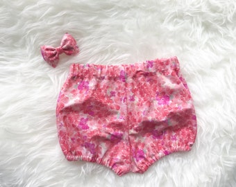 Bloomer was / / baby girl shorts