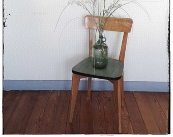 Bistro Chair wood and formica
