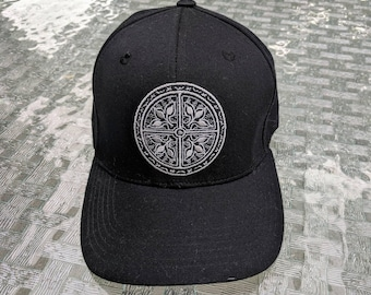 EXCLUSiVE DESIGNER AYAHUASCA  Shipibo inspired baseball cap hat