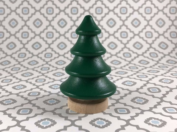 Christmas Tree Toys Handmade.Tree Peg Doll Christmas Tree Toy Peg Doll Woodland Toys Handmade Toys Wood Toy Small World Play Nature Toys Open Ended Toys