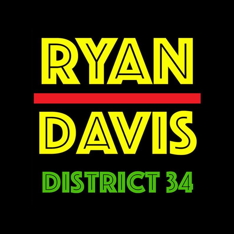 Ryan Davis  District 34 image 0