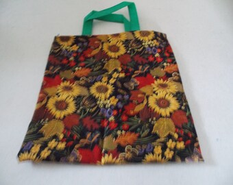 flower bag hand made