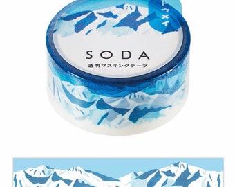 Kitta *2021 New Item* Soda Knit Washi Tape