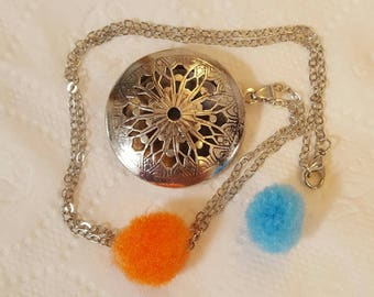 Beautiful Essential Oil Locket