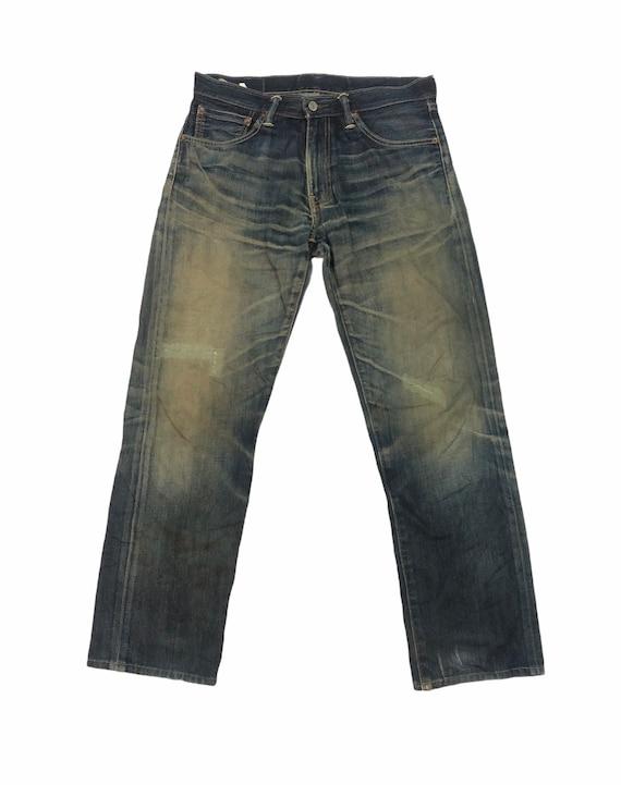 Vintage Levis 503 Denim