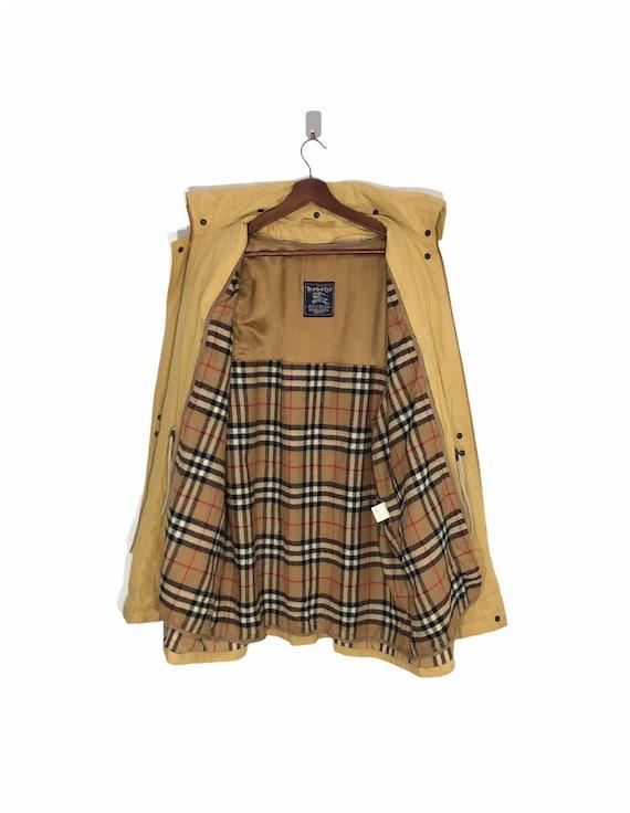 Burberry Prorsum Long Jacket