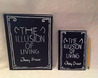 Handpainted Illusion of Living Sketchbook