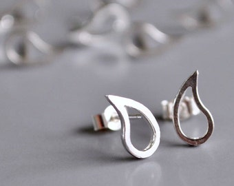 Small Silver Studs