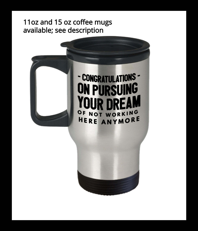 Best Intern Ever Coworker Coffee Tea Ceramic Mug Office Work Cup Gift