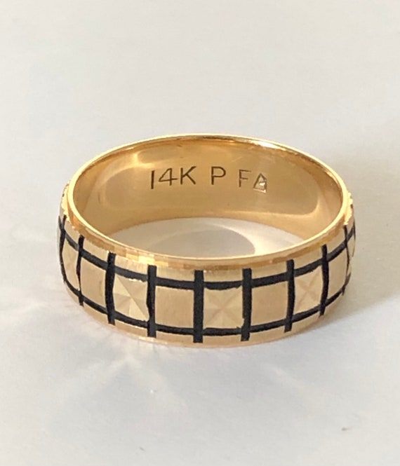 Size 4-12 4mm 243-345 or 6mm Wide 5mm Solid 14kt Yellow Gold Beaded Dome Comfort Fit Wedding Band