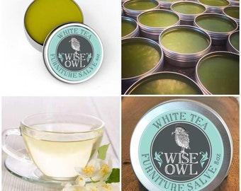 Wise Owl Furniture Salve (4oz and 8oz)