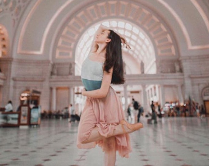 Featured listing image: Rose Petal Juliet Skirt