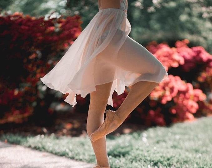 Featured listing image: RTW - Peach Blossom Juliet Skirt