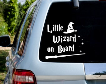 Baby wizard on board | Etsy