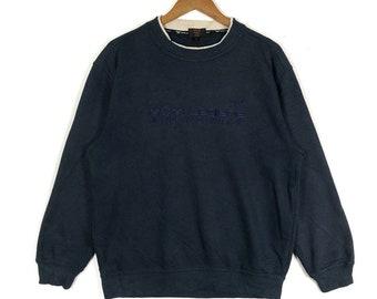 4e6bca08799bf Modern Creation Munich Legere MCM Embroidery Big Logo Modern Creation Munich  Sweatshirt Size Medium