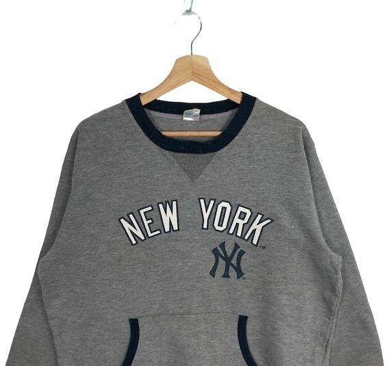 Rare!!NEW YORK YANKEES Printed Spell Out  Big Log… - image 2