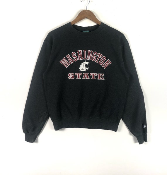 Rare!!CHAMPION AUTHENTIC Printed Washington State