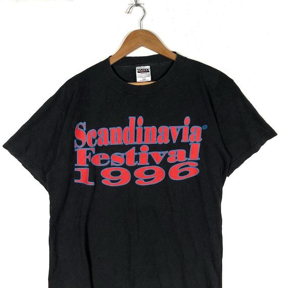 Vintage 90s!SCANDINAVIA FESTIVAL 1996 World Tour M