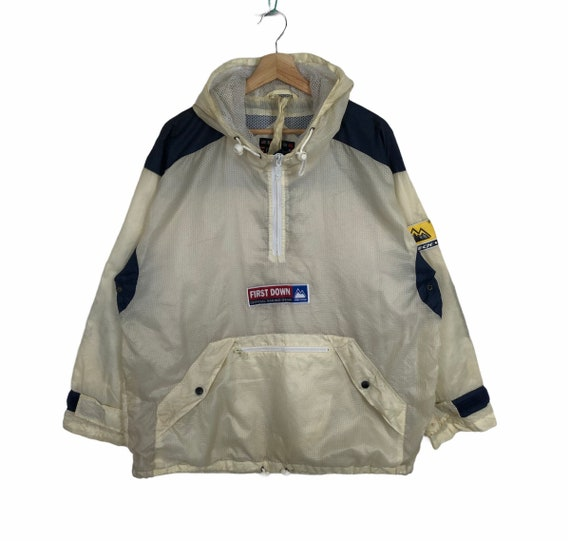 Rare!!FIRST DOWN EXPLORATION Oficial Sailing Gear