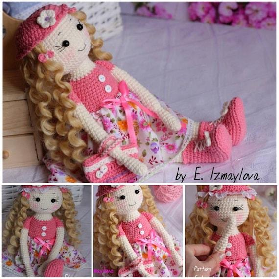"""Pantalon 10/"""" chapeau Knitting Pattern poupée veste 12/"""" /& 14/"""" 16/"""" doll #72 Livre"""