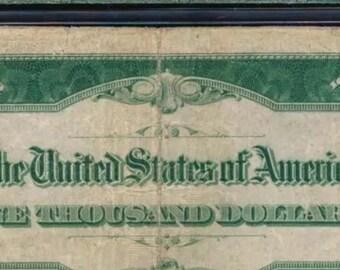 Dollar Bill Etsy