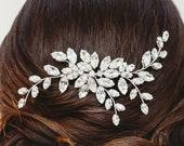 Bridal Hair Accessory, Wedding Hair Accessories, Diamante Hair Pin, Bridal Hair Vine (Clara Hair Vine)
