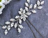 Bridal Hair Accessory, Wedding Hair Accessories, Hair Pin, Bridal Hair Vine (Clara Hair Vine Small)