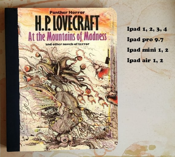 H.P. Lovecrafts At the Mountains of Madness