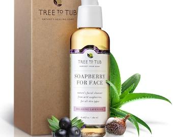 Natural Facial Soap / Ayurvedic Face Wash / Vegan Face Wash / Dry Skin Face Wash / Sensitive Skin Face Wash / Gentle Face Soap / Allergy