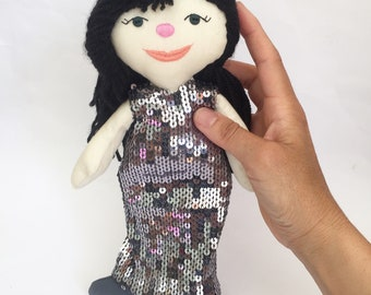 ON SALE doll fashion. Handmade
