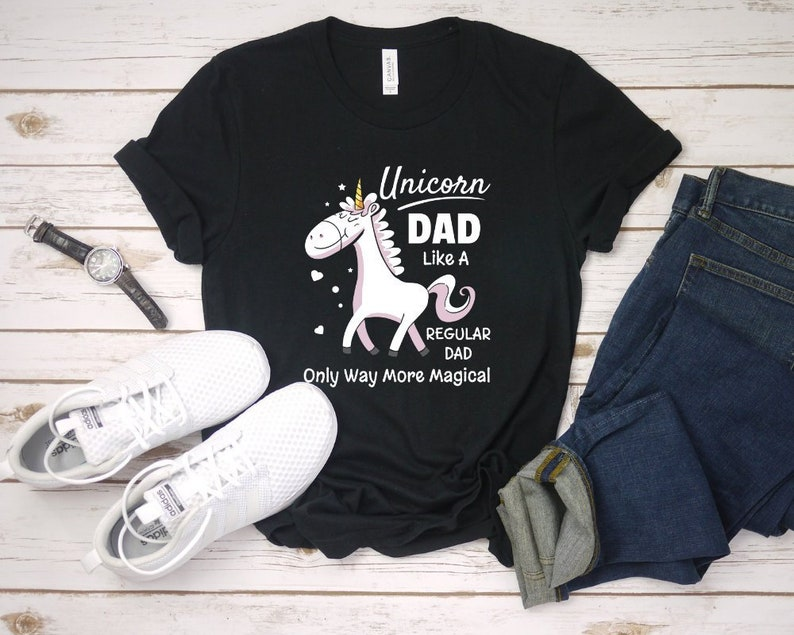 03fd5e852 Unicorn Dad Like A Regular Dad Only Way More MagicalFunny | Etsy