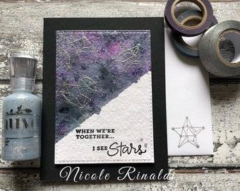 Star Love Card