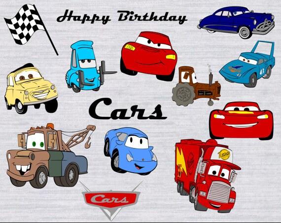 Disegni di automobili 15 automobili immagini Disney Cars  077dcb810407