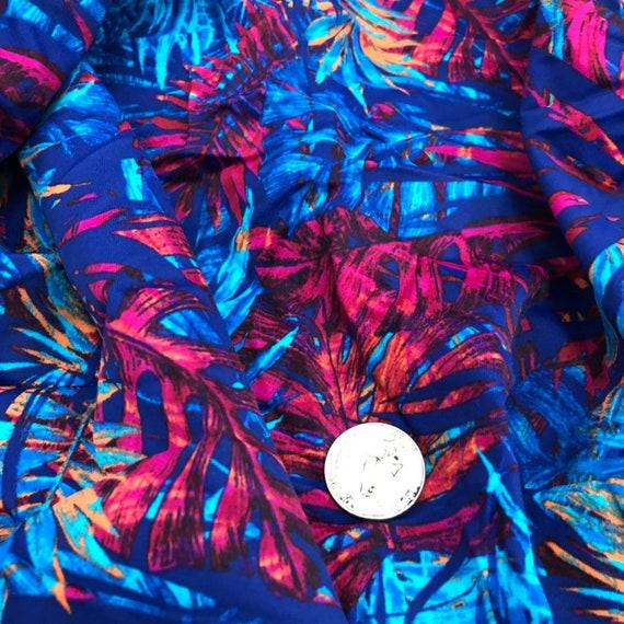 Apple Print #724 Nylon Lycra Spandex 4 Way Stretch Swimwear Fabric BTY